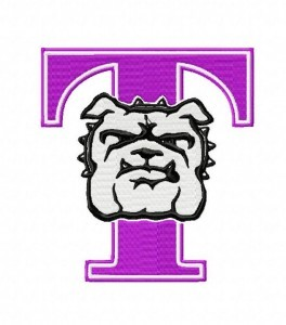Truman State Embroidery Design