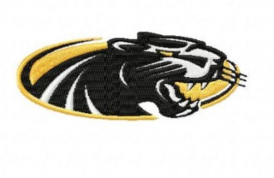 Milwaukee Panthers Embroidery Design
